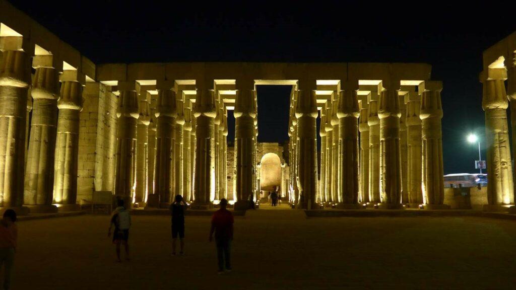 Luxor-Tempel