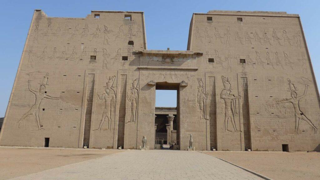 alte Tempelanlage
